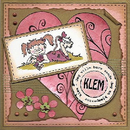 AB Trolljente med brev og KLEM 440