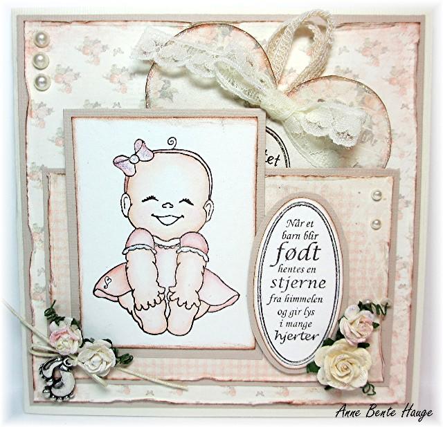 Babykort med AngelEyes